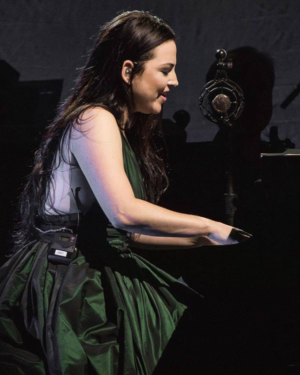 Review : Evanescence/Synthesis Live - Los Angeles 15/10/17 Partie I