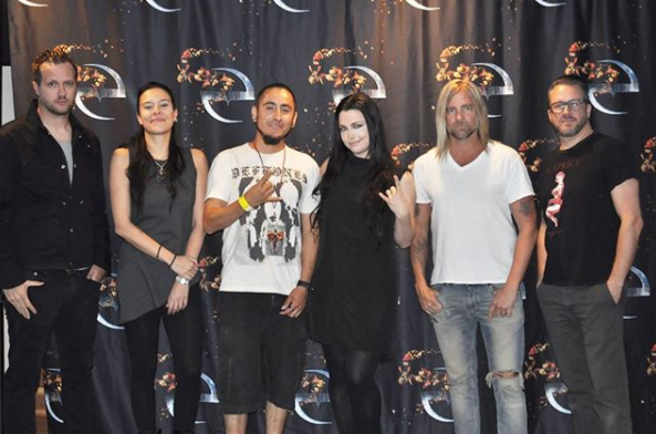 Review : Evanescence/Synthesis Live - Los Angeles 15/10/17 Partie III