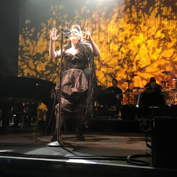 Review : Evanescence/Synthesis Live - Phoenix 17/10/17 Partie I