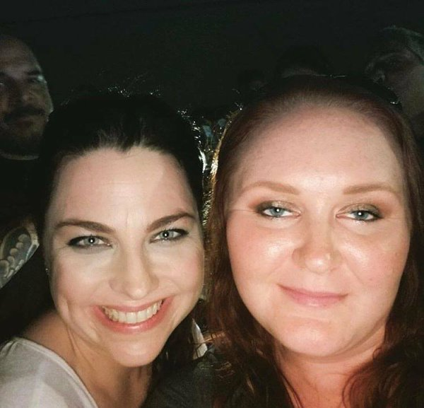 Review : Evanescence/Synthesis Live - Houston 20/10/17 Partie III