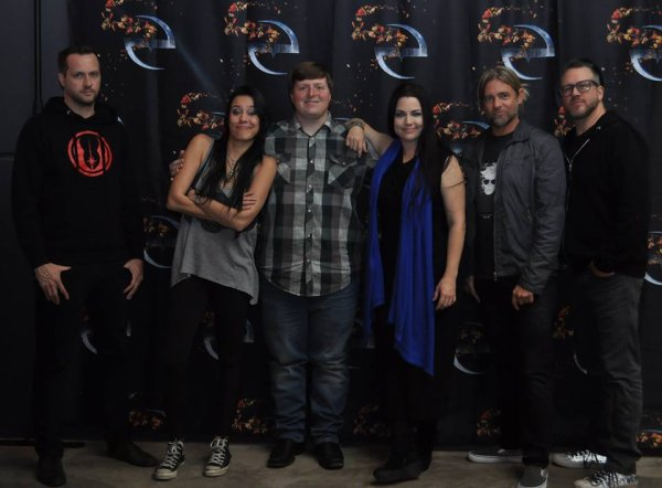 Review : Evanescence/Synthesis Live - News Orleans 23/10/17 Partie II