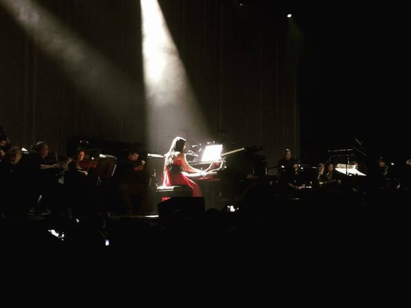 Review : Evanescence/Synthesis Live - Nashville 25/10/17 Partie I