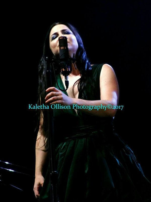 Review : Evanescence/Synthesis Live - Irving 22/10/17 Partie II
