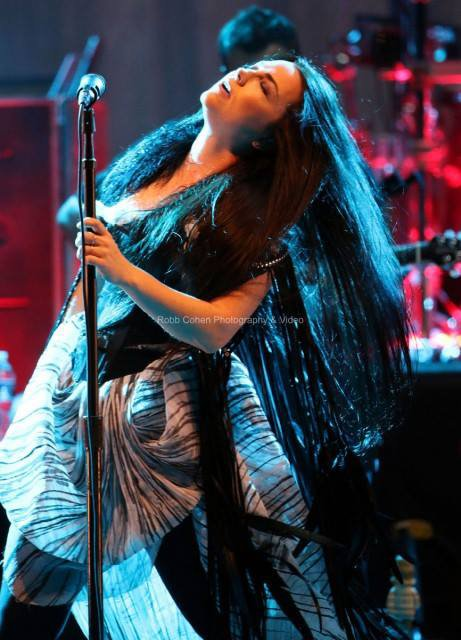 Review : Evanescence/Synthesis Live - Atlanta 27/10/17 Partie II