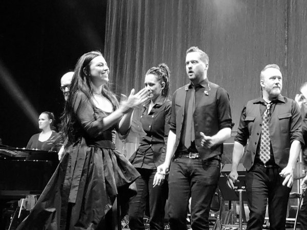 Review : Evanescence/Synthesis Live - Charlotte 28/10/17 Partie III