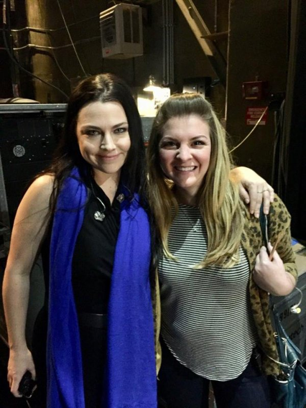 Review : Evanescence/Synthesis Live - Charlotte 28/10/17 Partie IV
