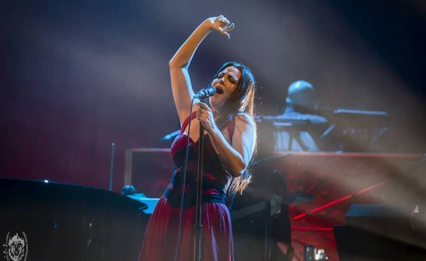 Review : Evanescence/Synthesis Live - Oxon Hill 31/10/17 Partie I