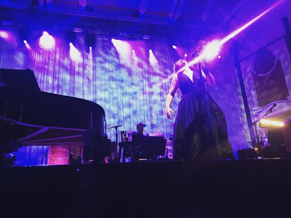 Review : Evanescence/Synthesis Live - Pittsburgh 30/10/17 Partie III