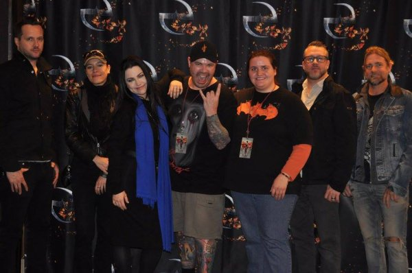 Review : Evanescence/Synthesis Live - Oxon Hill 31/10/17 Partie III