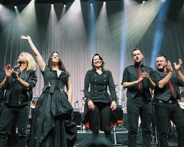 Review : Evanescence/Synthesis Live - Upper Darby 02/11/17 Partie I