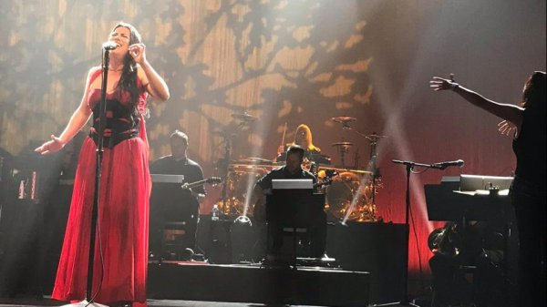 Review : Evanescence/Synthesis Live - Mashantucket 03/10/17 Partie I
