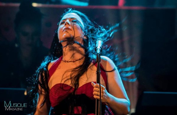 Review : Evanescence/Synthesis Live - Mashantucket 03/10/17 Partie II