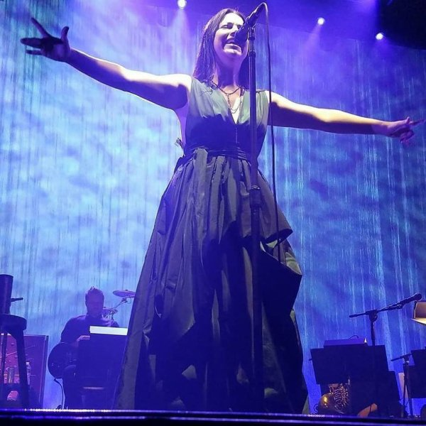 Review : Evanescence/Synthesis Live - Boston 05/11/17 Partie I