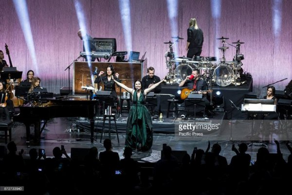 Review : Evanescence/Synthesis Live - Brooklyn 10/11/17 Partie III