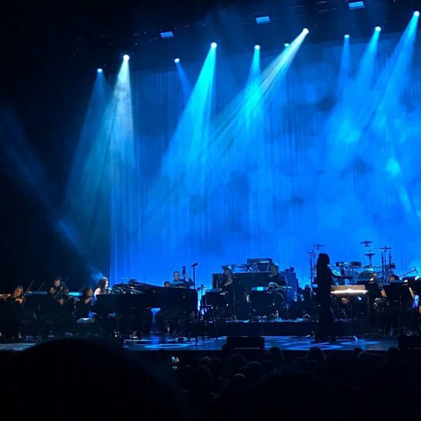 Review : Evanescence/Synthesis Live - Baltimore 08/11/17 Partie III