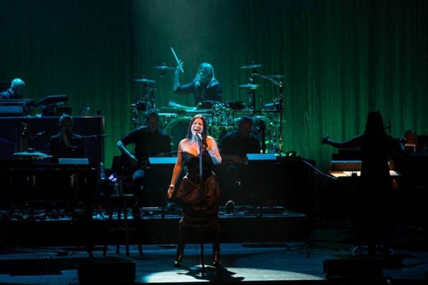 Review : Evanescence/Synthesis Live - Baltimore 08/11/17 Partie IV