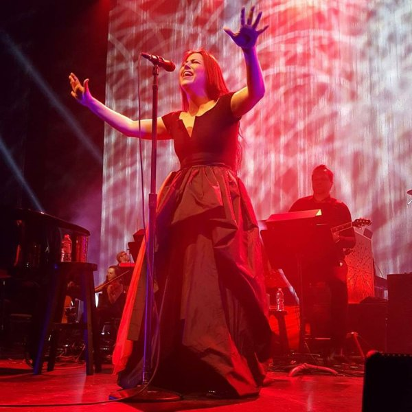 Review : Evanescence/Synthesis Live - Chicago 30/11/17 Partie I