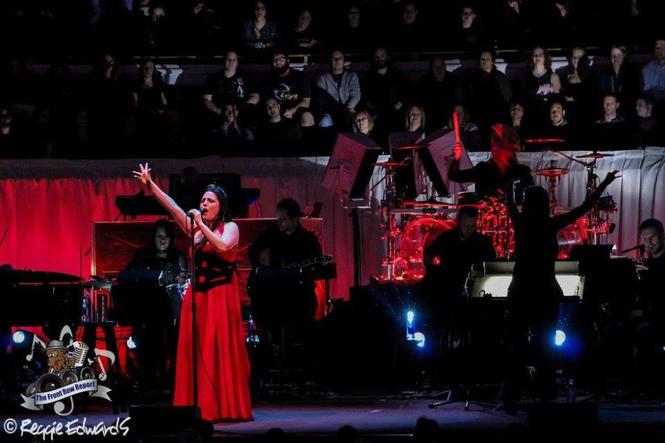 Review : Evanescence/Synthesis Live - Carmel 02/12/17 Partie II