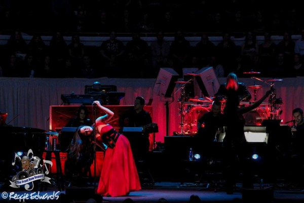 Review : Evanescence/Synthesis Live - Carmel 02/12/17 Partie III