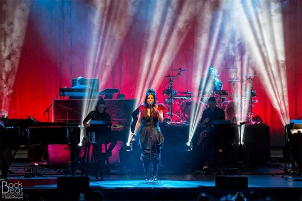 Review : Evanescence/Synthesis Live - St.Louis 03/12/17 Partie II