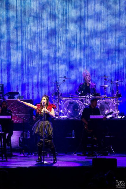 Review : Evanescence/Synthesis Live - St.Louis 03/12/17 Partie III