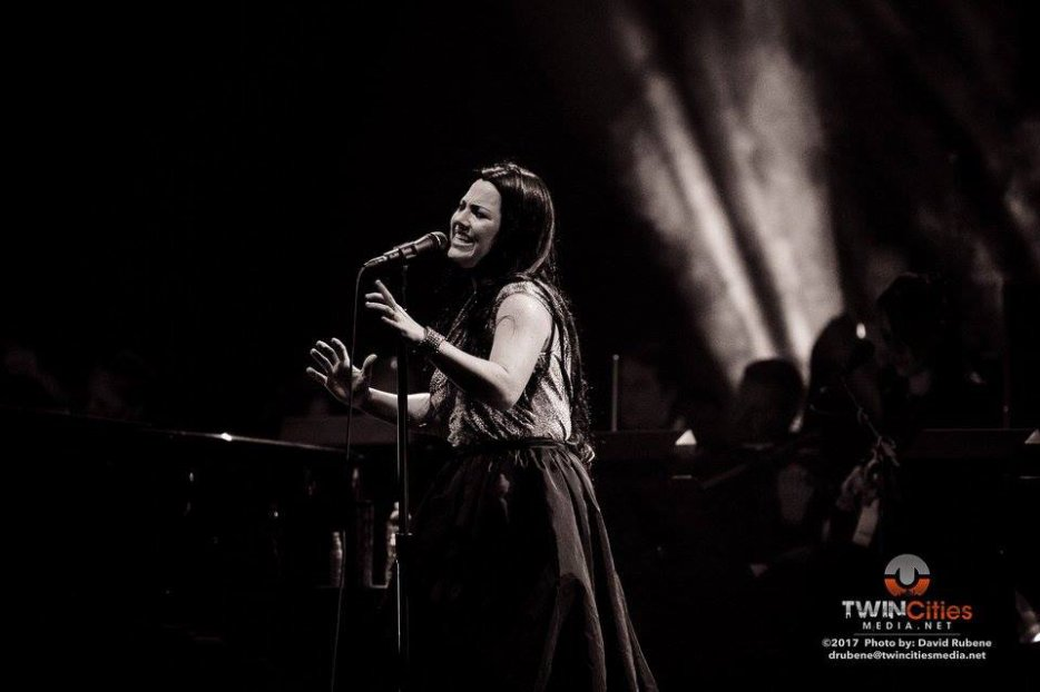 Review : Evanescence/Synthesis Live - Minneapolis 05/12/17 Partie II