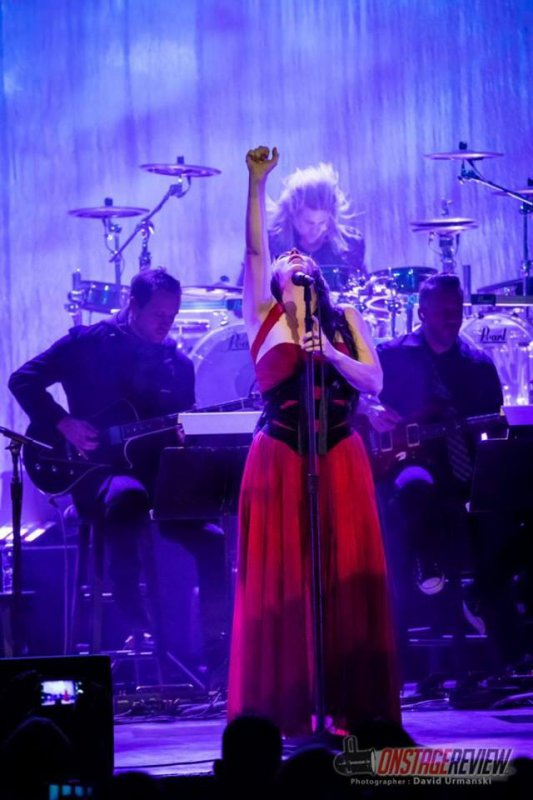 Review : Evanescence/Synthesis Live - Madison 06/12/17 Partie II