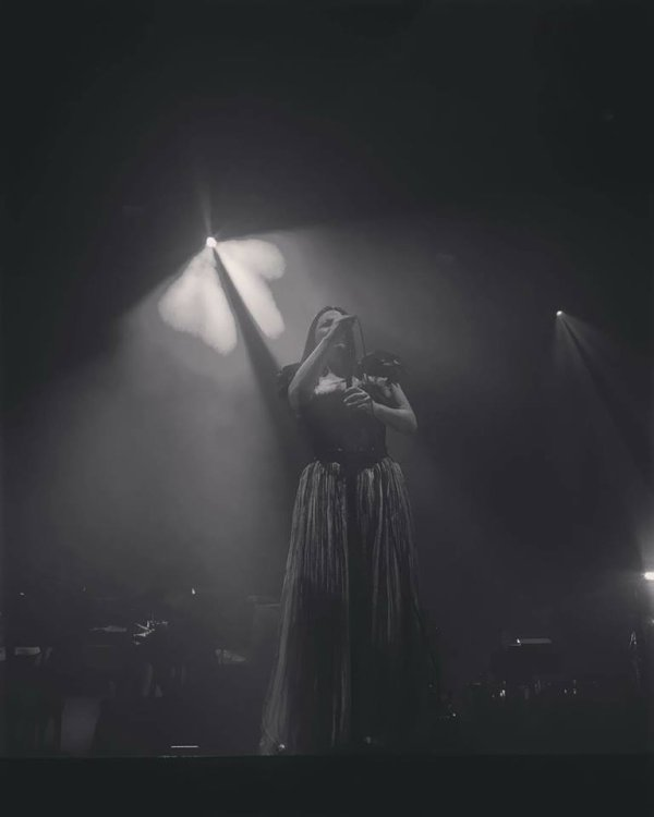 Review : Evanescence/Synthesis Live - Toronto 08/12/17 Partie I