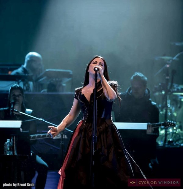 Review : Evanescence/Synthesis Live - Windsor 09/12/17 Partie IV