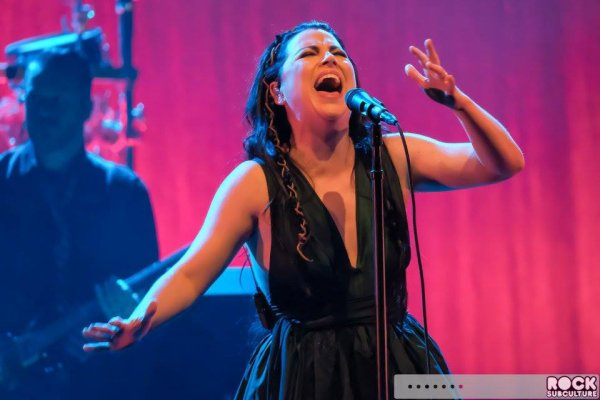 Review : Evanescence/Synthesis Live - Reno 15/12/17 Partie I