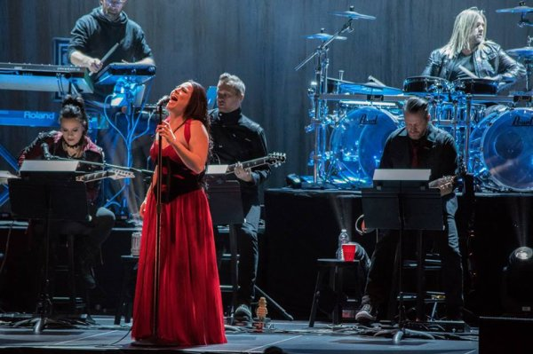 Review : Evanescence/Synthesis Live - San Francisco 16/12/17 Partie II