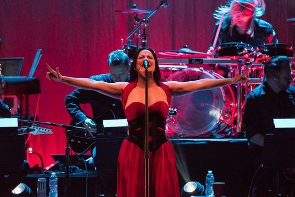 Review : Evanescence/Synthesis Live - San Francisco 16/12/17 Partie IV