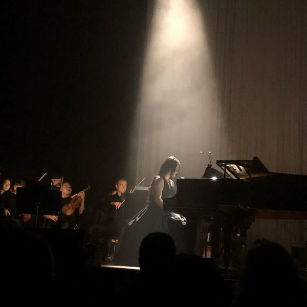 Review : Evanescence/Synthesis Live - Portland 19/12/17 Partie I