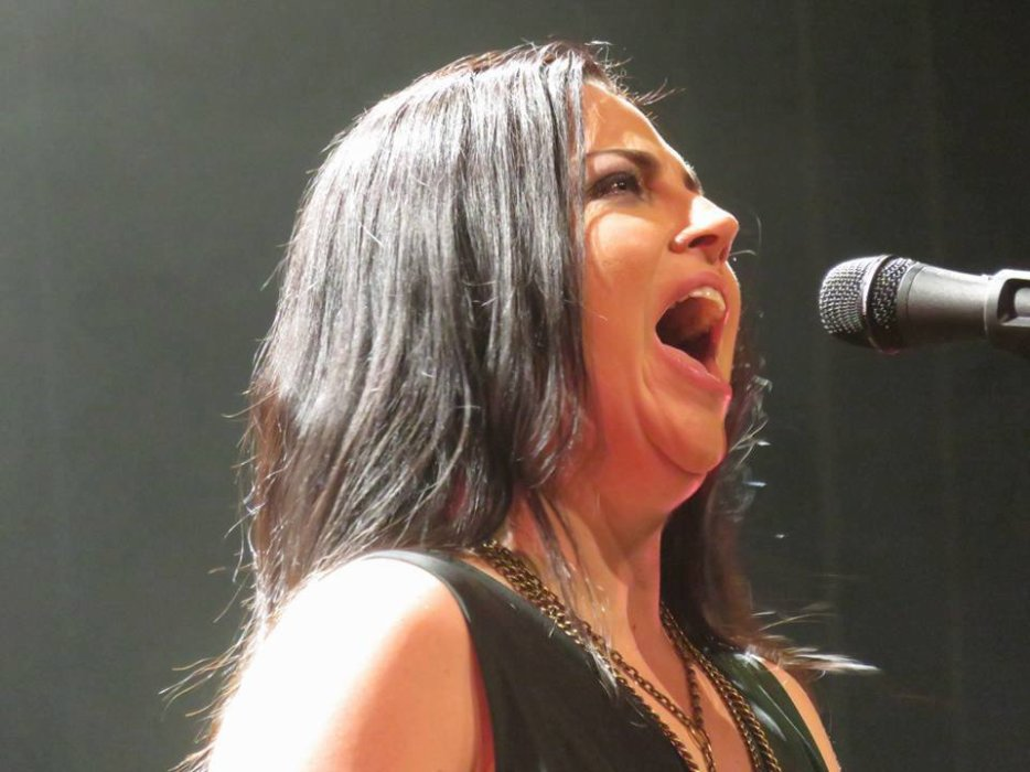 Review : Evanescence/Synthesis Live - Portland 19/12/17 Partie II
