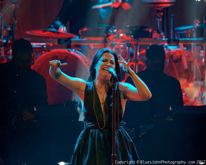Review : Evanescence/Synthesis Live - Portland 19/12/17 Partie III