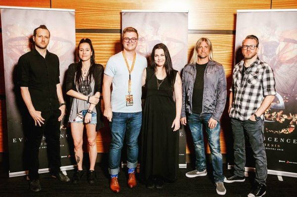 Review : Evanescence/Synthesis Live - Brisbane/Australie 10/02/18 Partie III