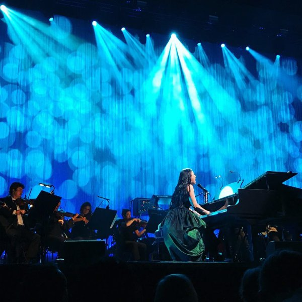 Review : Evanescence/Synthesis Live - Sydney/Australie 13/02/18 Partie II