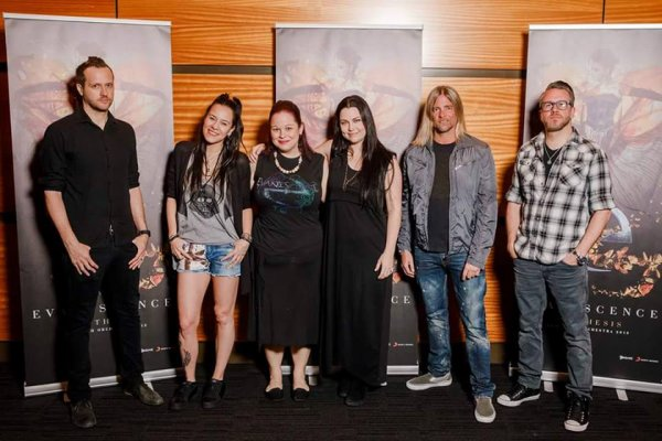 Review : Evanescence/Synthesis Live - Brisbane/Australie 10/02/18 Partie IV