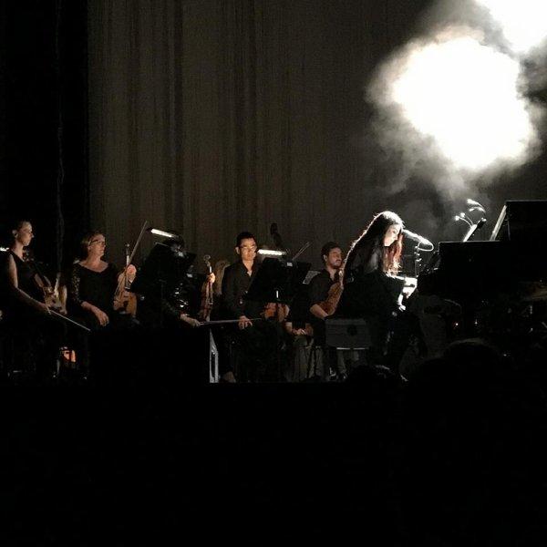 Review : Evanescence/Synthesis Live - Melbourne/Australie 16/02/18 Partie I