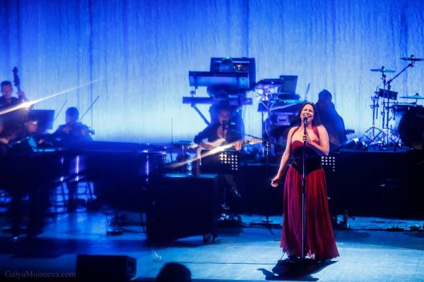 Review : Evanescence/Synthesis Live - Moscou/Russie 12/03/18 Partie I