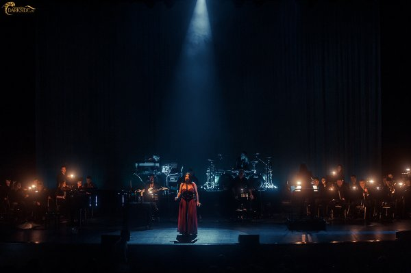 Review : Evanescence/Synthesis Live - Moscou/Russie 12/03/18 Partie II