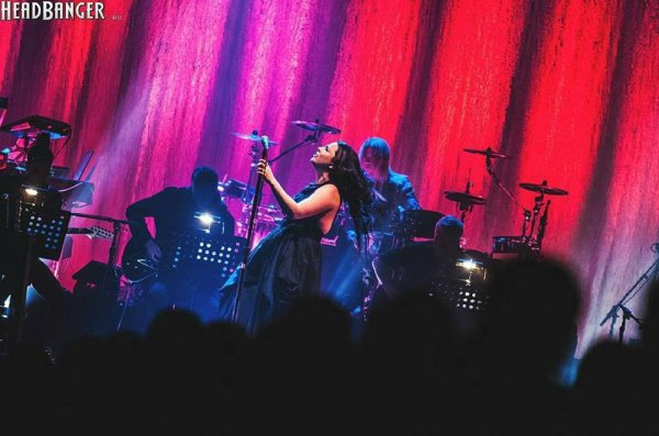 Review : Evanescence/Synthesis Live - St.Petersburg/Russie 15/03/17 Partie II