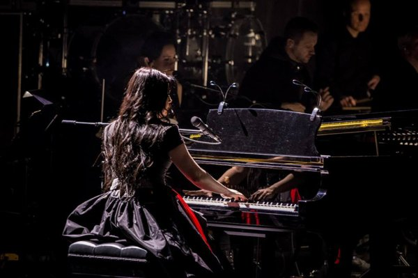Review : Evanescence/Synthesis Live - Prague/Republique Tchèque 17/03/18 Partie I