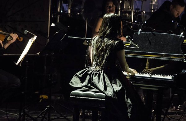 Review : Evanescence/Synthesis Live - Prague/Republique Tchèque 17/03/18 Partie III
