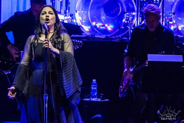 Review : Evanescence/Synthesis Live - Milan/Italie 19/03/18 Partie I