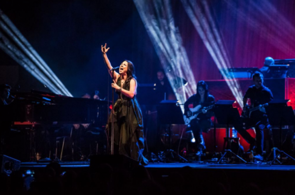 Review : Evanescence/Synthesis Live - Stuttgart/Allemagne 22/03/18 Partie I