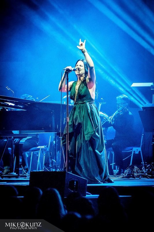 Review : Evanescence/Synthesis Live - Stuttgart/Allemagne 22/03/18 Partie III