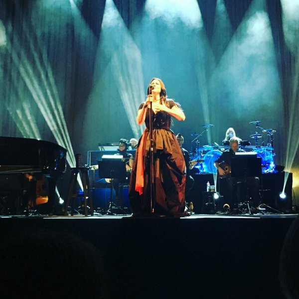 Review : Evanescence/Synthesis Live - Zurich/Suisse 20/03/18 Partie II