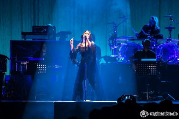 Review : Evanescence/Synthesis Live - Leipzig/Allemagne 23/03/18 Partie I