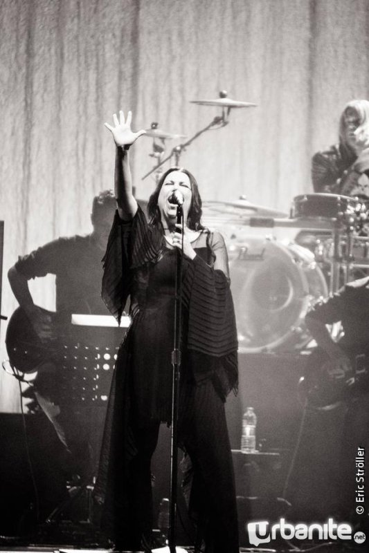 Review : Evanescence/Synthesis Live - Leipzig/Allemagne 23/03/18 Partie II